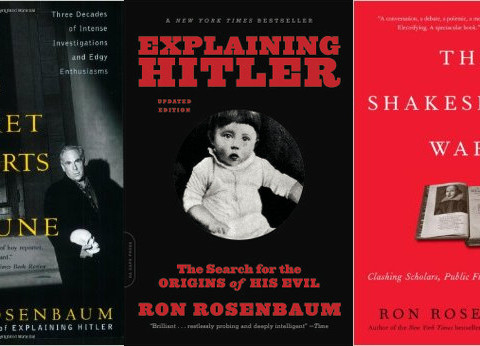 Ron Rosenbaum – Re-Explaining Hitler