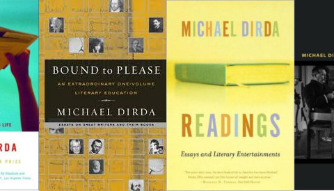 Michael Dirda – Bookman's Holiday