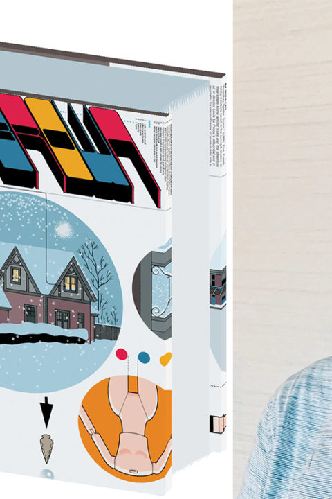 Episode 341 – Chris Ware